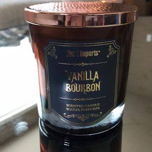 Other - Pier One Imports Vanilla Bourbon Candle